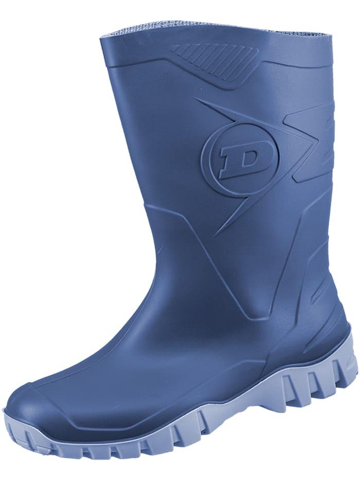 dunlop - Stiefel  Dee  blau