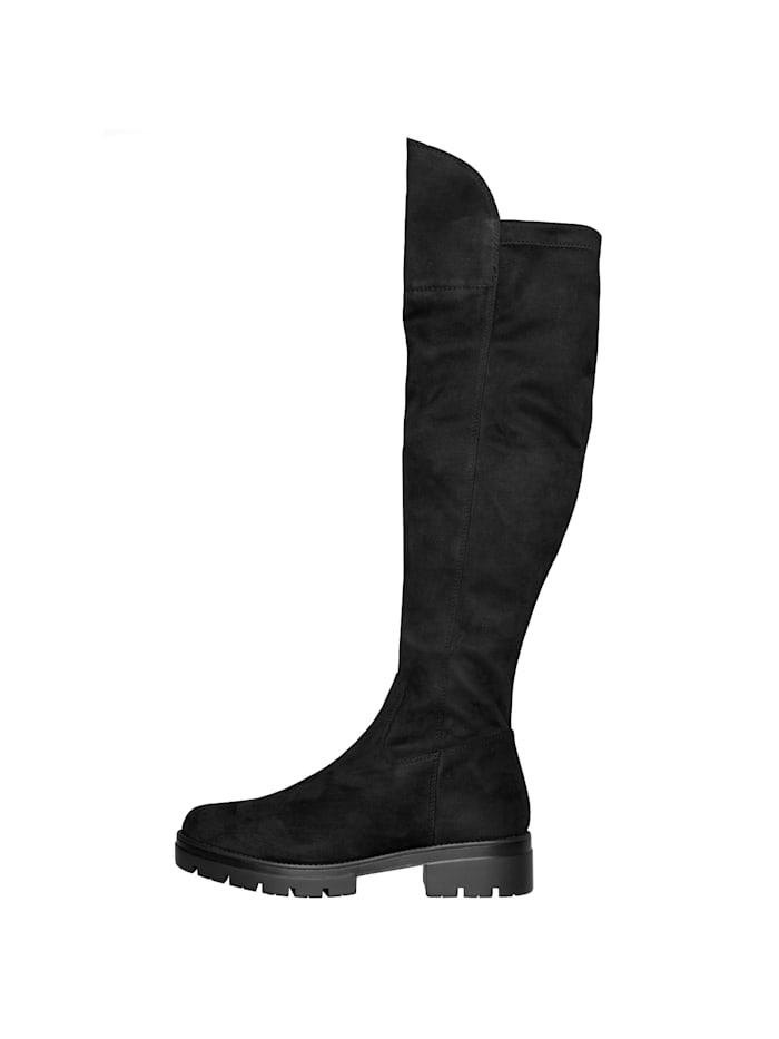 tamaris - Stiefel 1-25604-27  schwarz