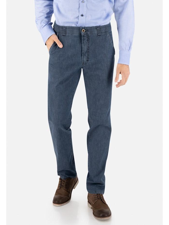 club of comfort - Jeans GARVEY 7105 mit elastischem Komfortbund  dunkelblau 41