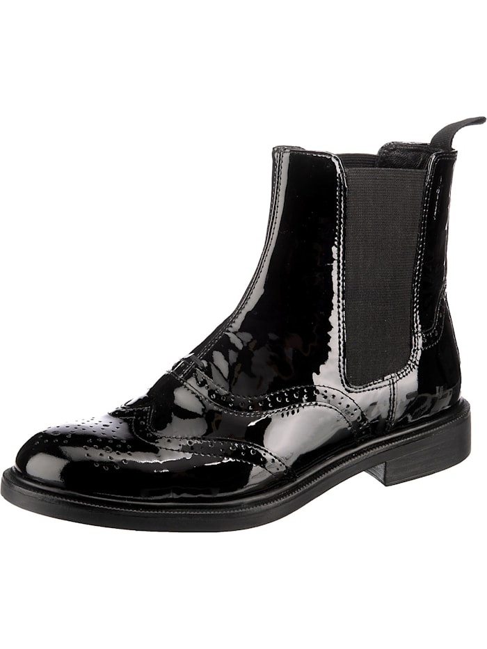 vagabond - Amina Chelsea Boots  schwarz