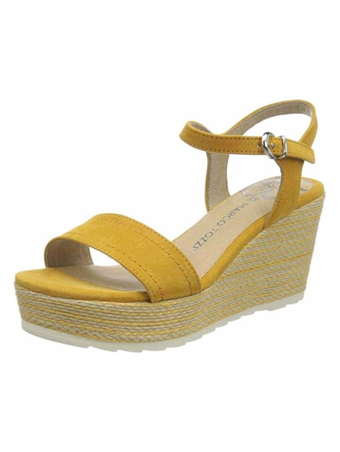 marco tozzi - Sandale Sandale  grün