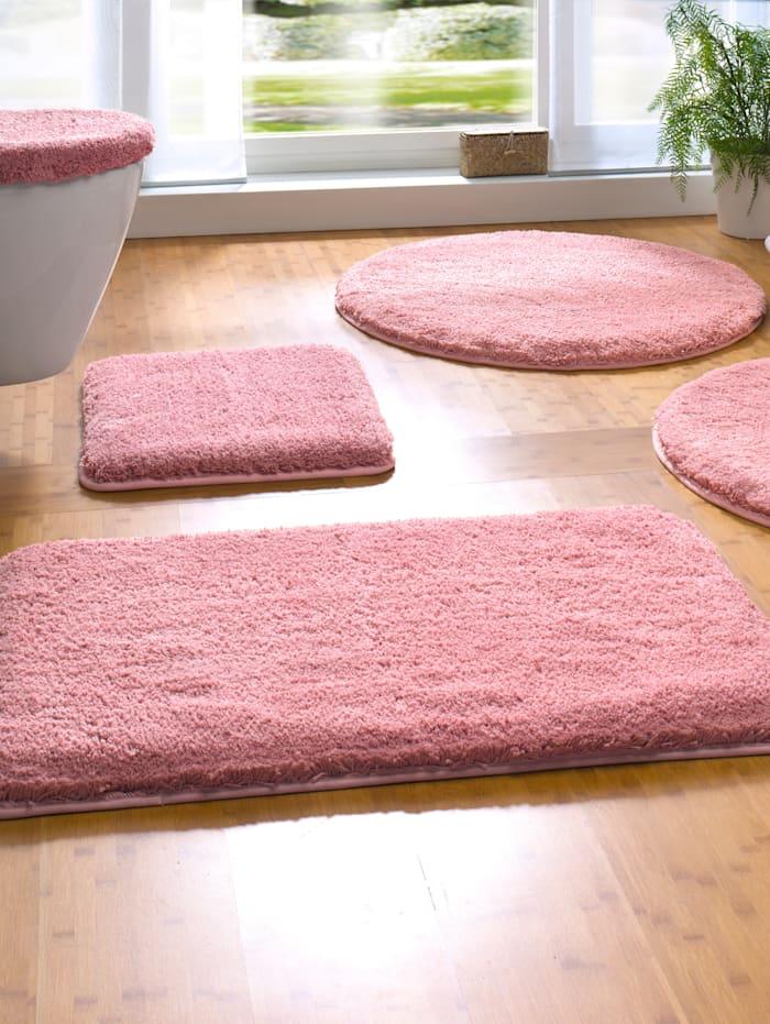Badmatten London Kinzler roze