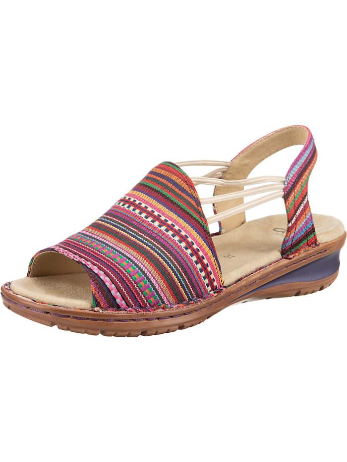 ara - Hawaii Komfort-Sandalen  mehrfarbig