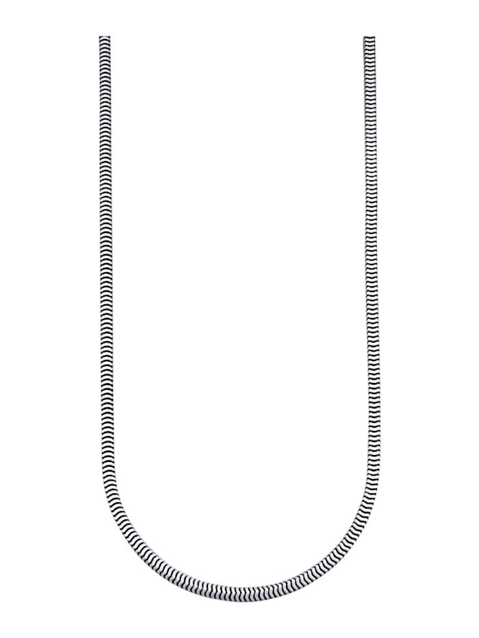 Slangenkettting KLiNGEL Zilverkleur