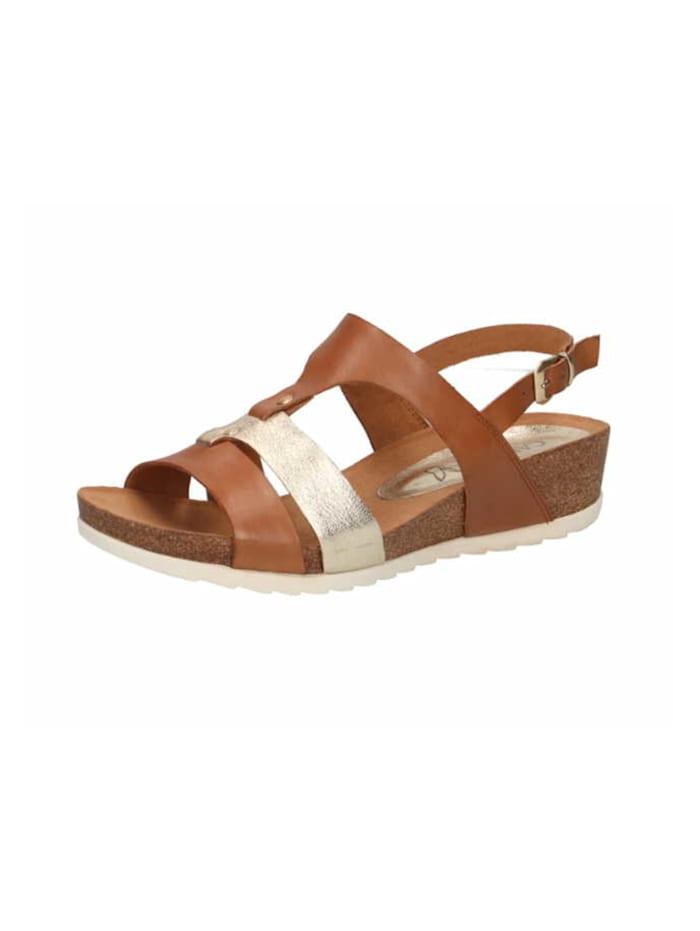 caprice - Sandalen/Sandaletten  braun