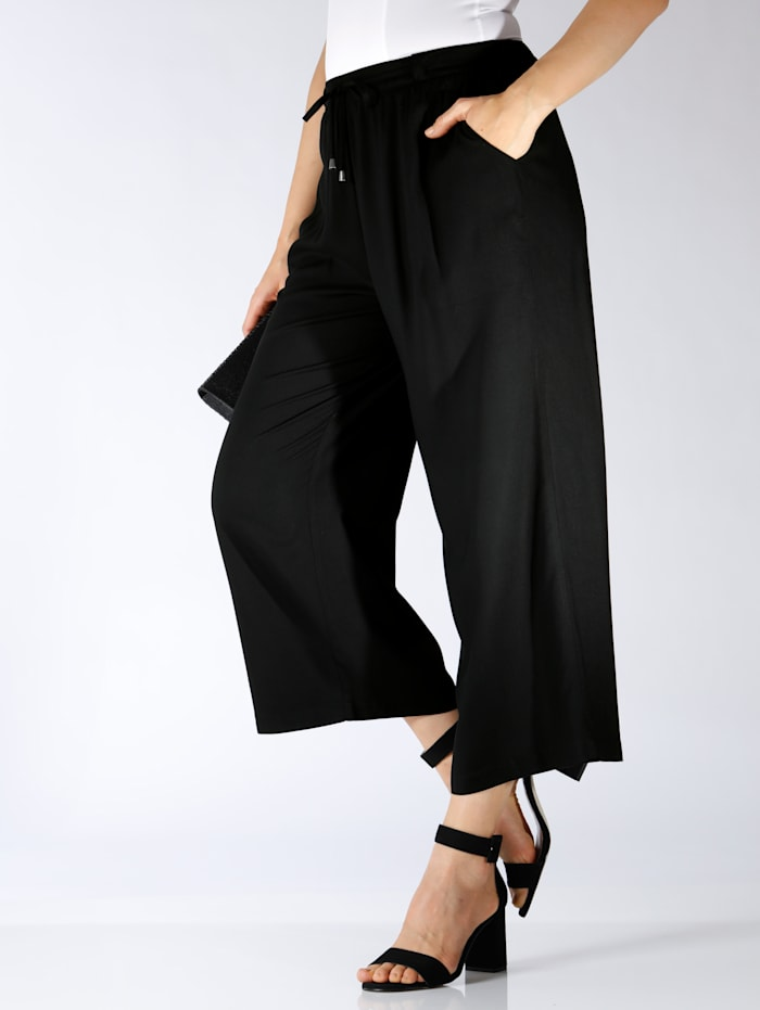 Culotte m. collection Zwart