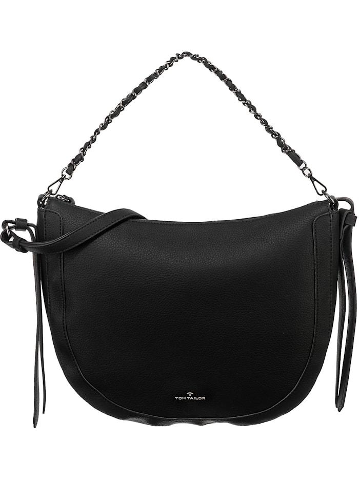 tom tailor - Lavina Hobo Bag Handtasche  schwarz