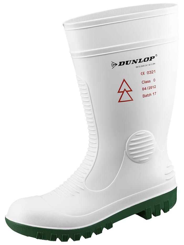 dunlop - Sicherheitsstiefel  Acifort safety HV  weiß/grün