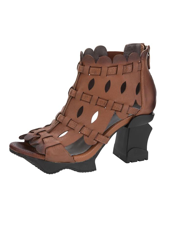 Sandaaltje Laura Vita Cognac