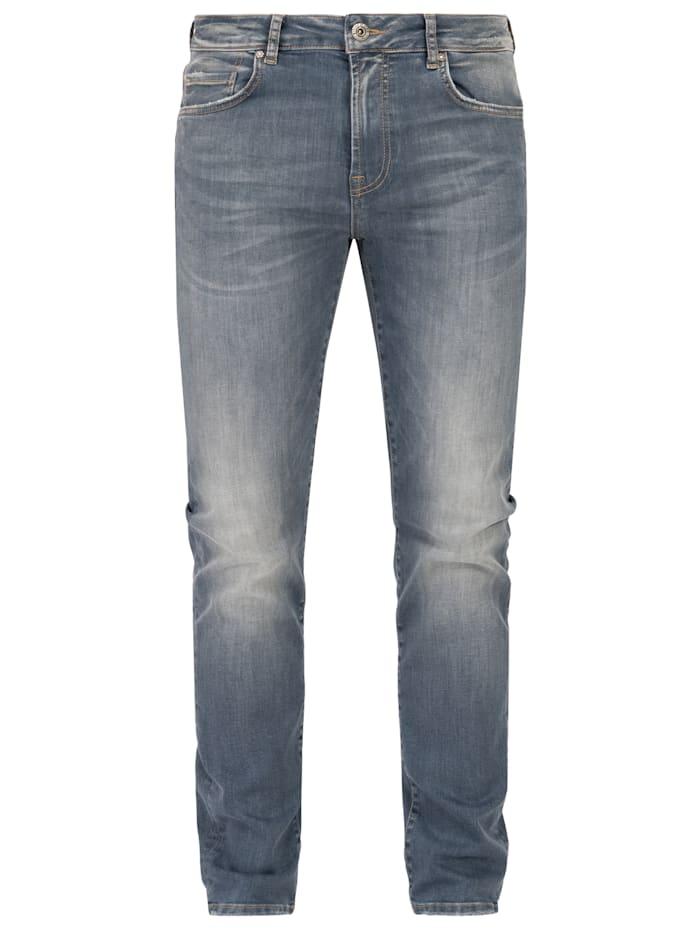 miracle of denim - Regular Tapered Jeans  Ultar Blue