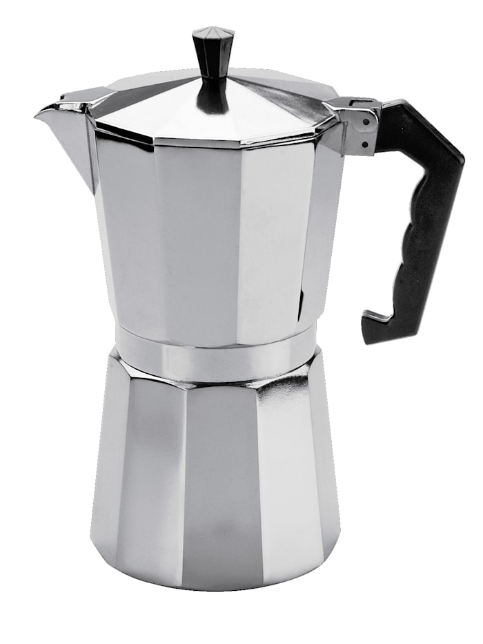 Espressomaker Classico Cilio zilverkleur