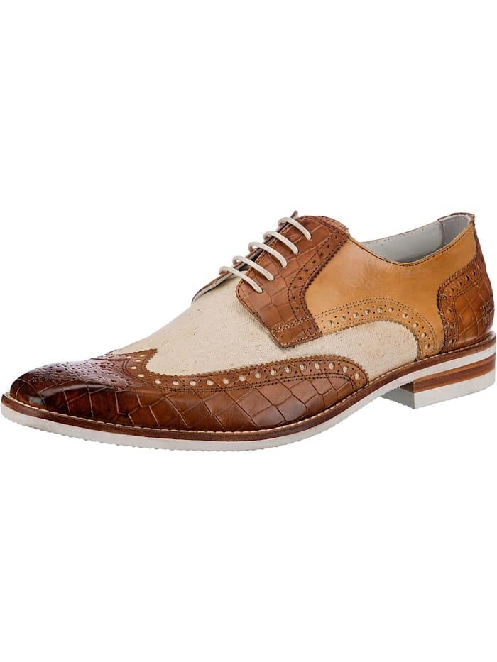 melvin & hamilton - Business Schuhe  braun