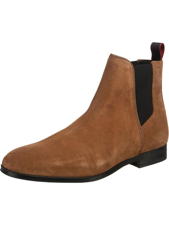 hugo - Model boheme 10208788 Chelsea Boots  cognac