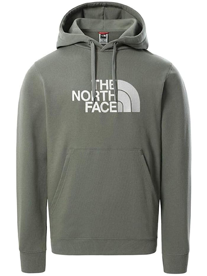the north face -  Hoodie Light Drew  Grau
