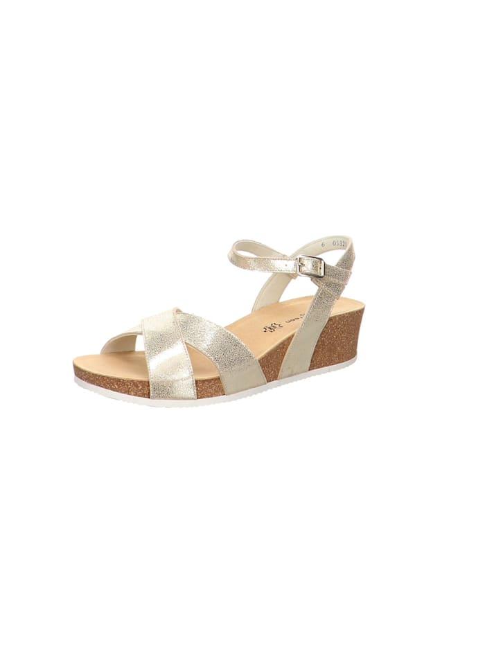 paul green - Sandale Sandale  silber