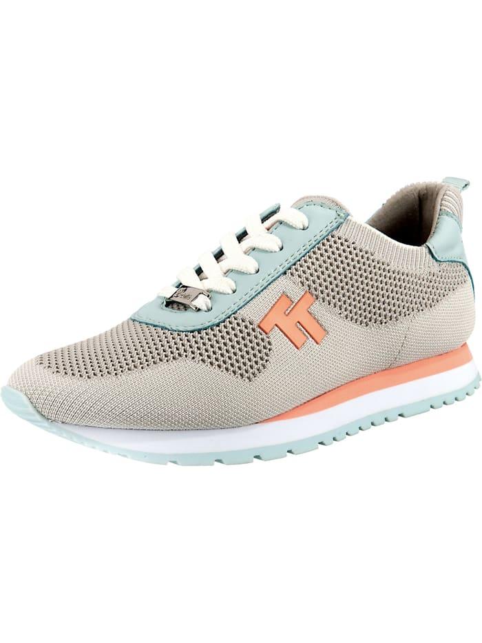 tom tailor - Sneakers Low  hellgrau
