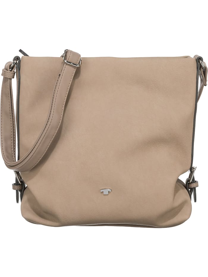 tom tailor - Perugia Cross Bag M Umhängetasche  beige