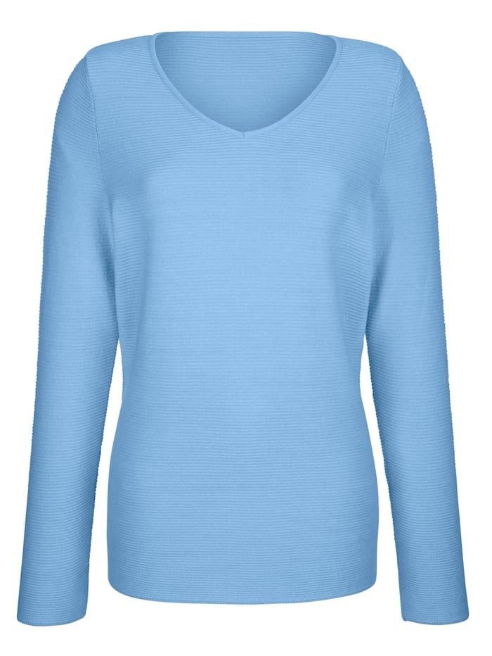 Trui Dress In Lichtblauw