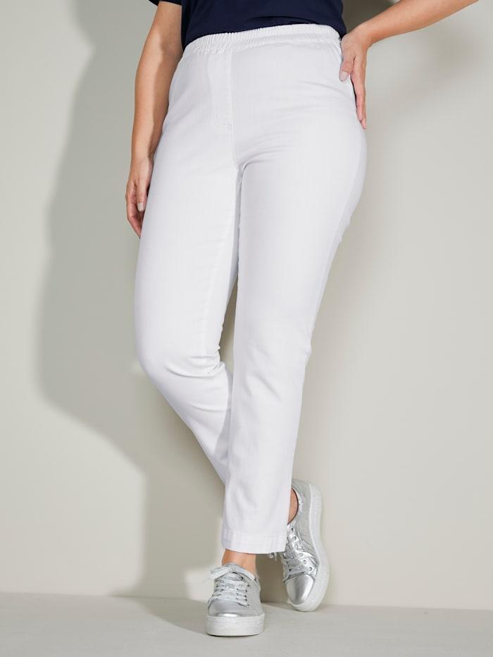 Jeans MIAMODA Wit