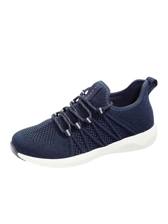 24 hours - Sneaker  Marineblau