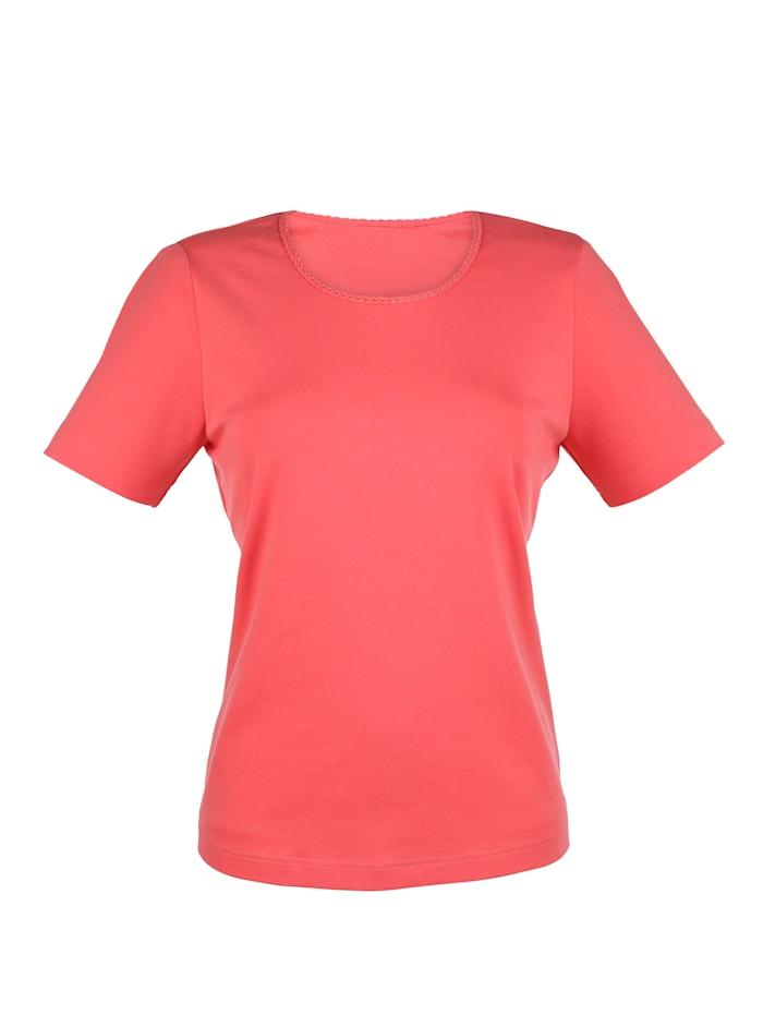 Shirt MONA Koraal
