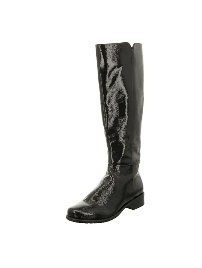 gerry weber -  Damen-Stiefel Calla 34, schwarz  schwarz