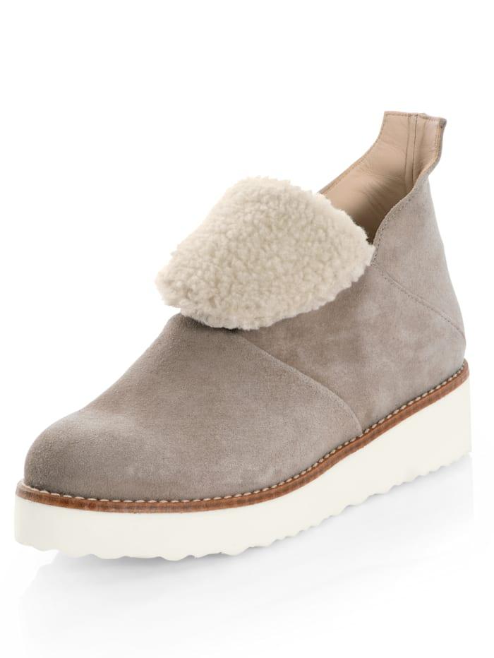 Image of Boot Alba Moda Taupe