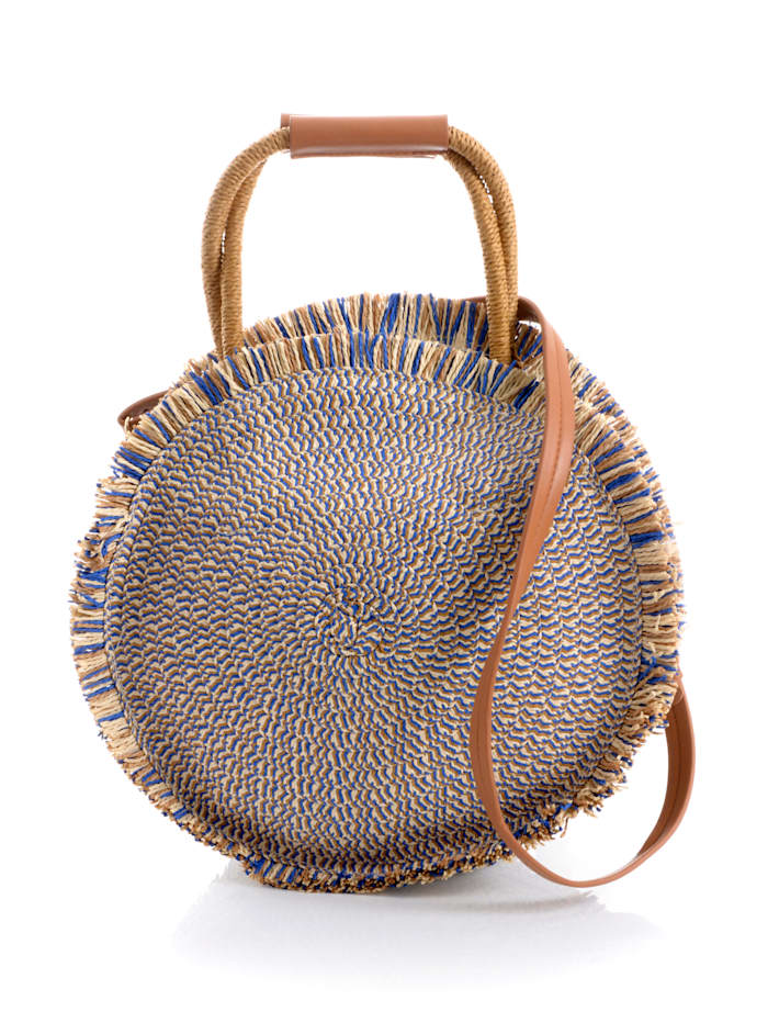 collezione alessandro - Tasche  blau/natur