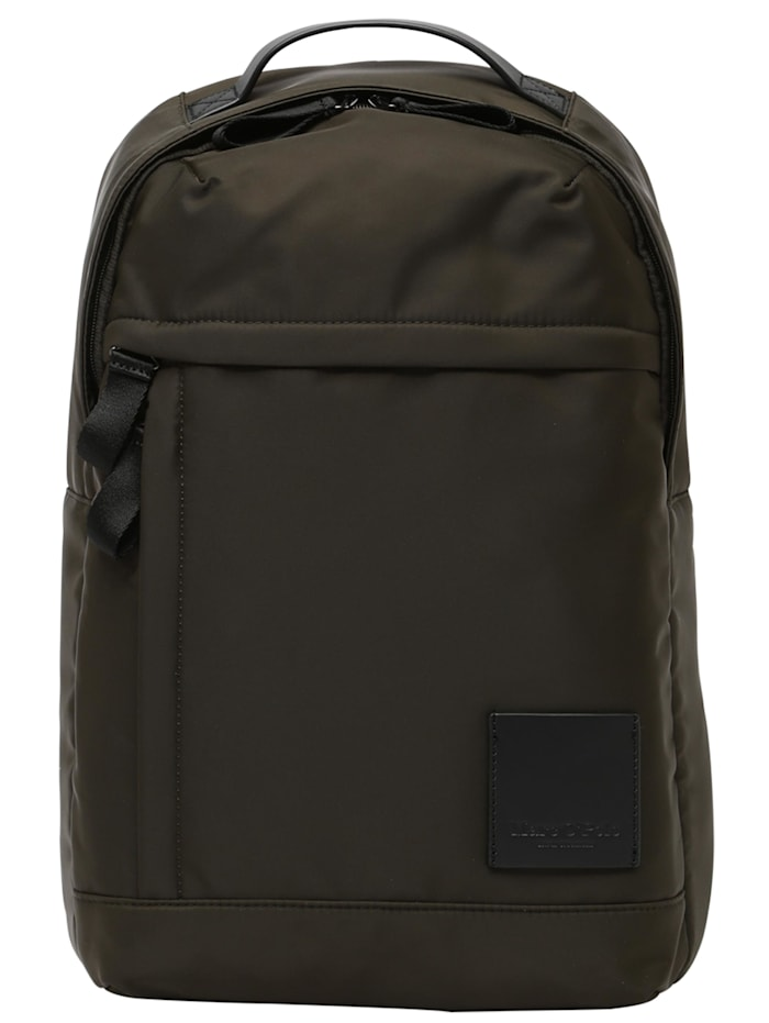 marc o'polo accessoires - Backpack M Mod. Emil  olive green