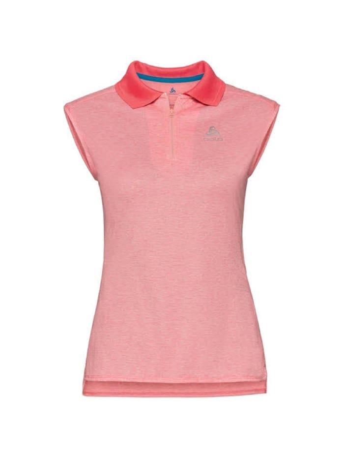 odlo -  Poloshirt Polo s/s KUMANO DRY  Koralle