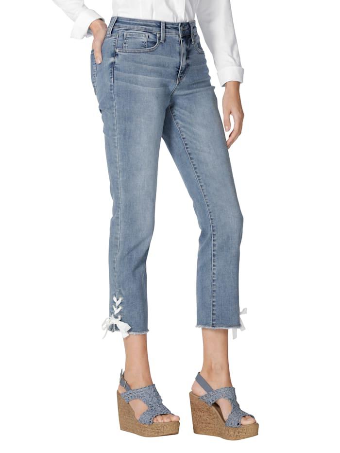 Jeans NYDJ Lichtblauw