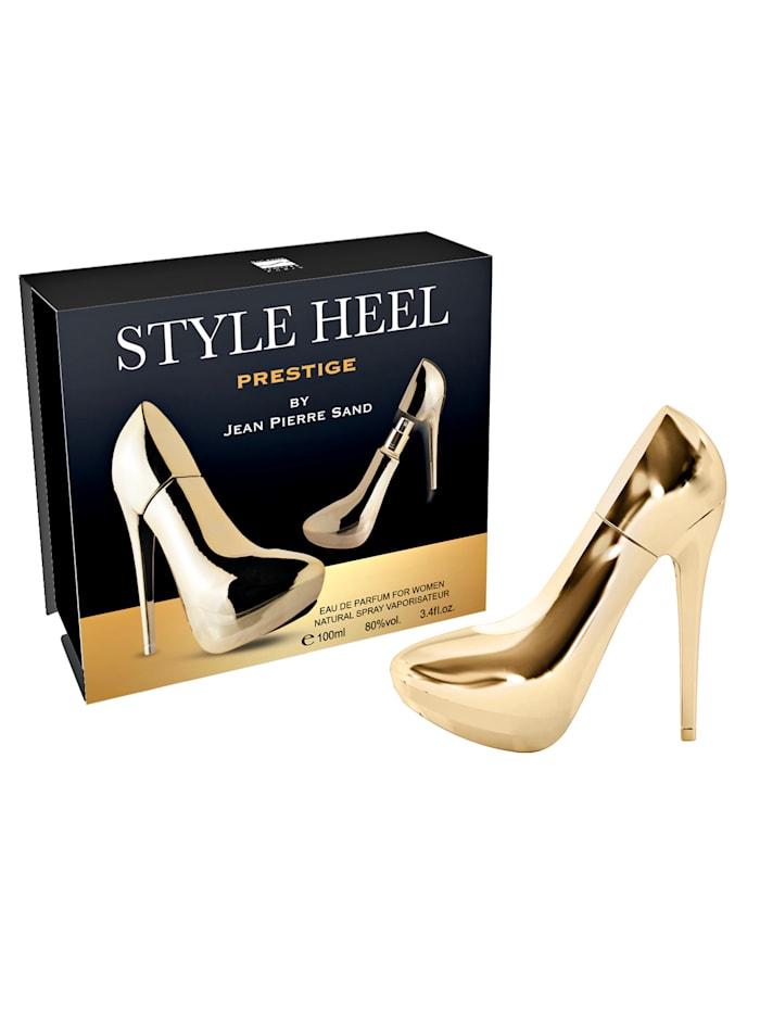 Eau de parfum Style Heel Prestige J. P. Sand goudkleur