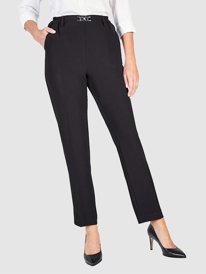 Pantalon Paola Noir