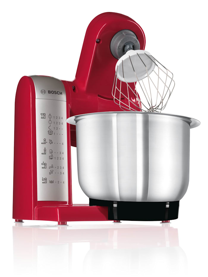 Bosch Küchenmaschine MUM48R1 Bosch rot