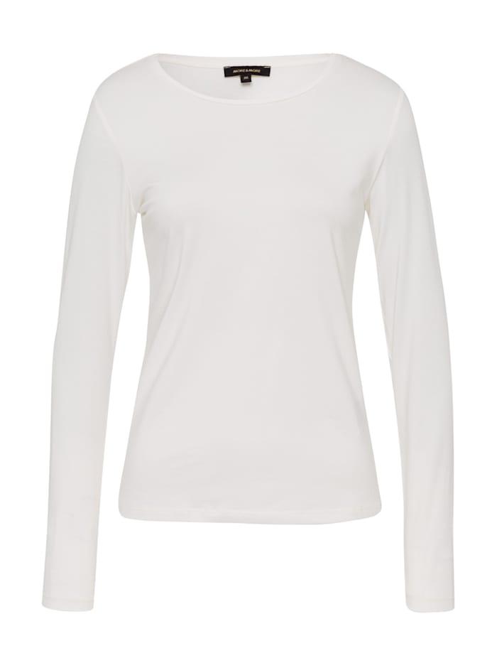 more & more - Longsleeve-Shirt  ecru
