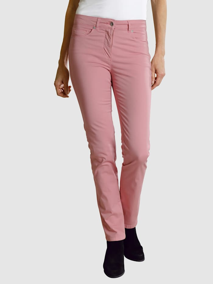 Dress In Broek  Roze