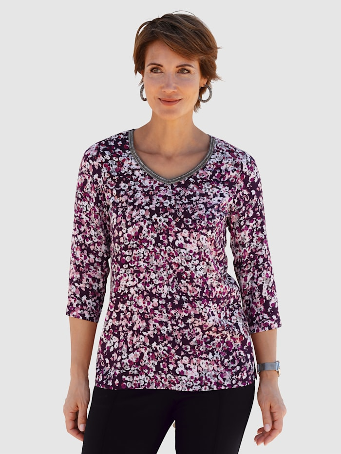 Paola Blouse  Berry