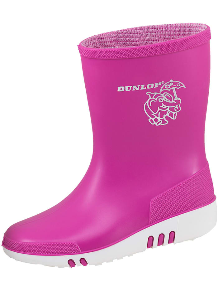 dunlop - Stiefel  Mini pink  pink