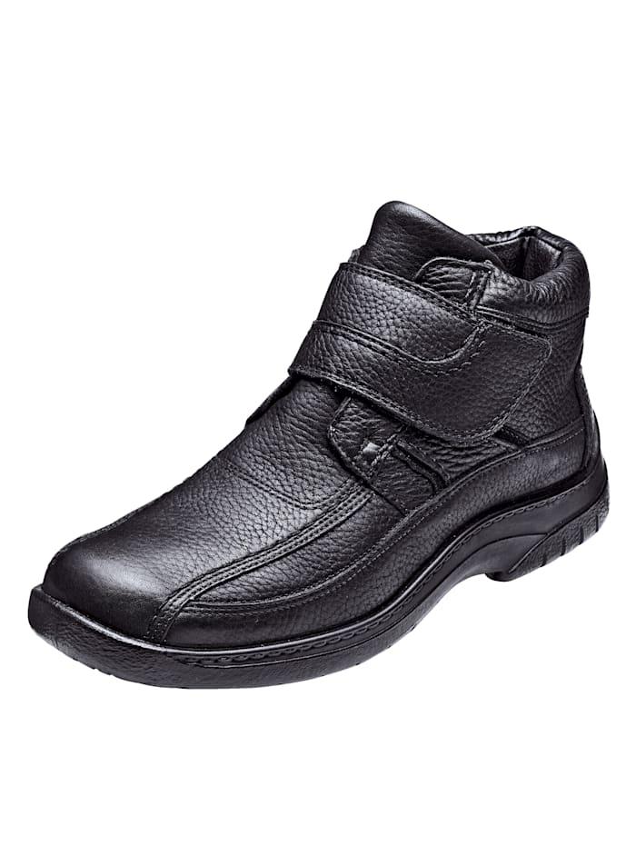 Hoge schoen Jomos Zwart