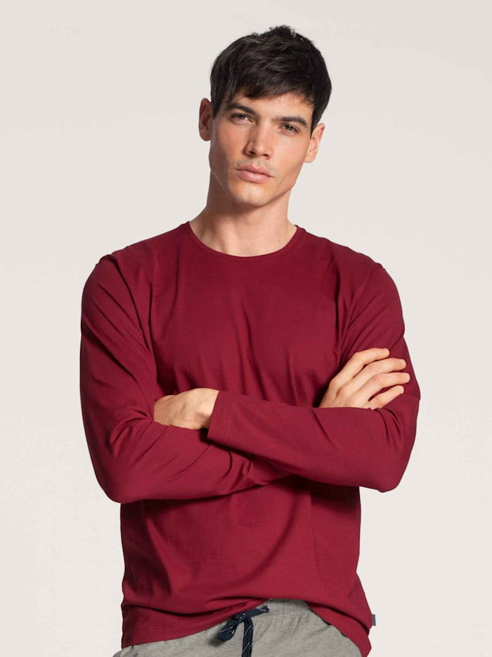 calida - Langarm-Shirt  Rumba Red
