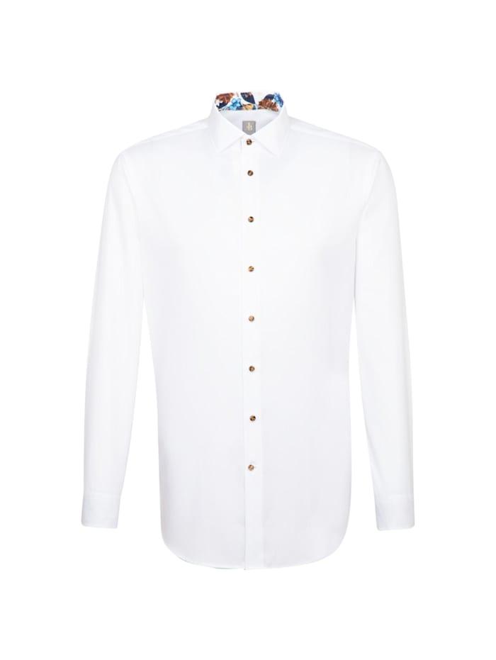 jacques britt - Business Hemd ' Custom Fit '  weiß (0001)