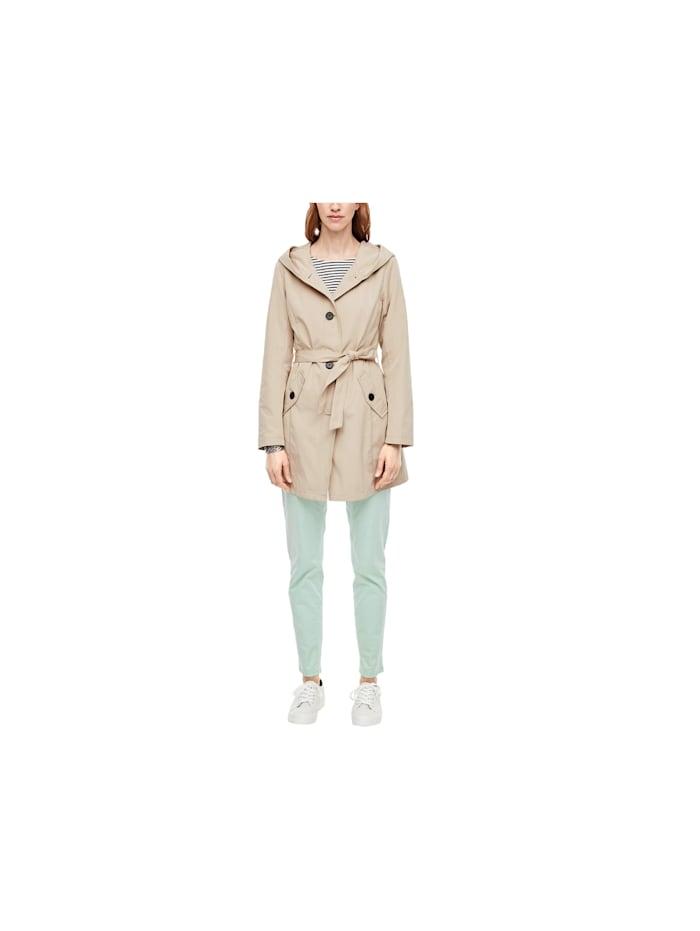 s.oliver - Trenchcoats  beige