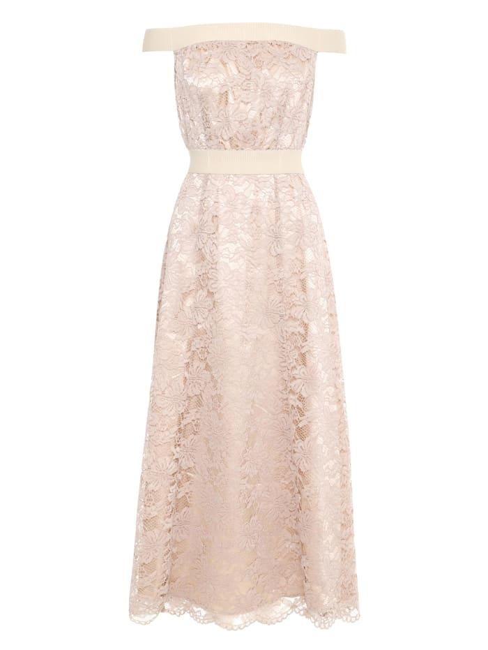 madam-t - Abendkleid Kleid  beige