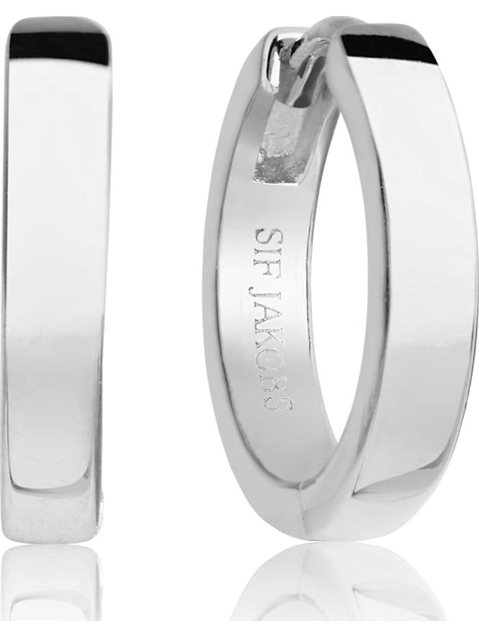 sif jakobs -  Jewellery Damen-Ohrhänger 925er Silber  Silber