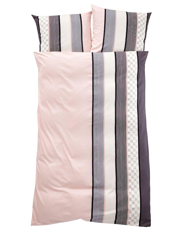 Bedlinnen Cornflower Stripes JOOP! roze