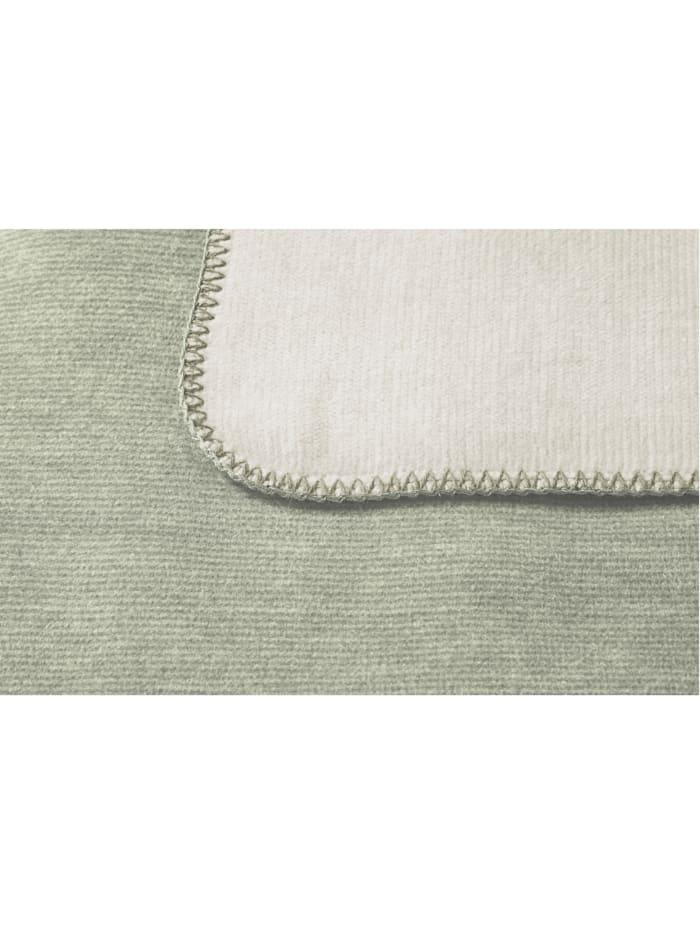 Plaid Duo Cotton Melange biederlack salie/ecru