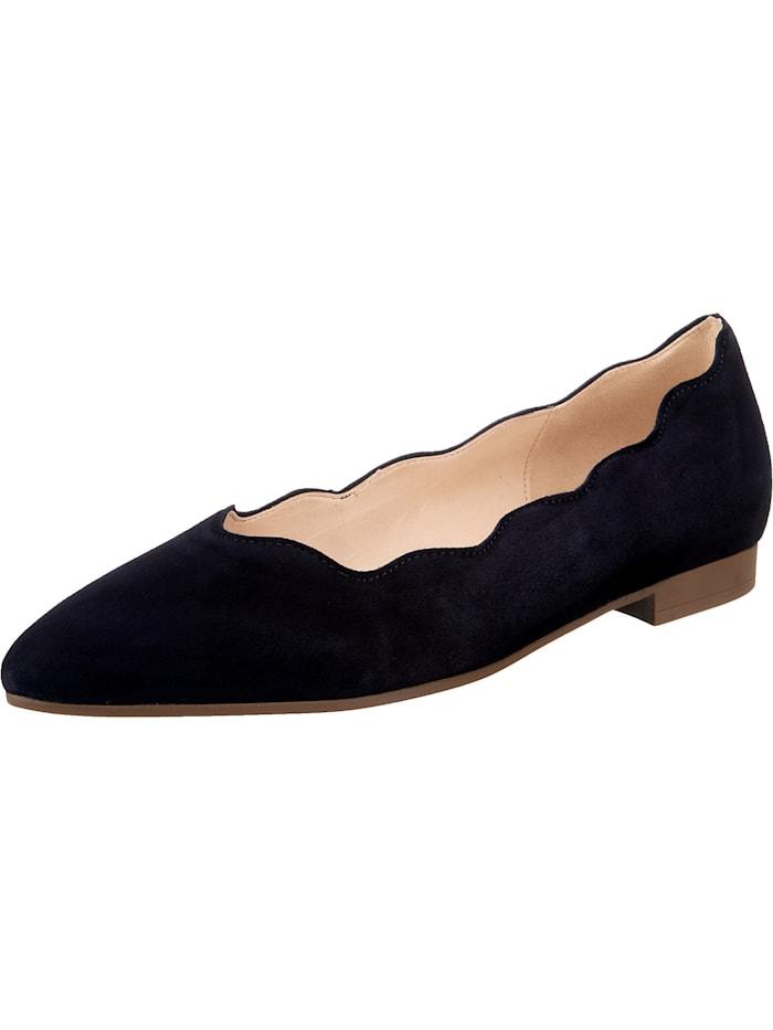 gabor - Klassische Ballerinas  dunkelblau