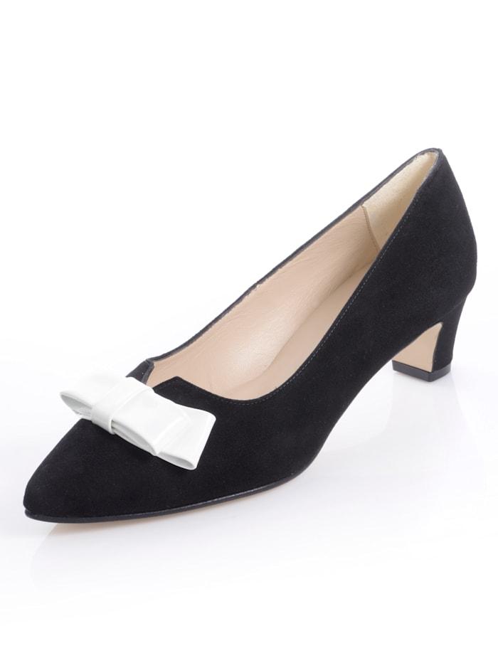 Pump Alba Moda Zwart