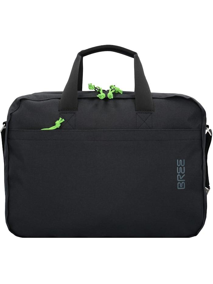 bree - Punch Style 67 Aktentasche 38 cm Laptopfach  black