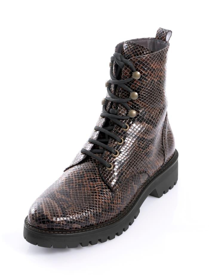 Boot Alba Moda Olijf